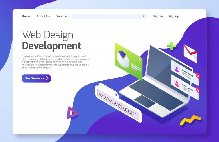 modern-web design company in egypt